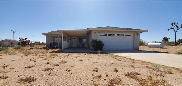 3655 Surrey Avenue, Yucca Valley, CA 92284 (#PW19201136) :: RE/MAX Empire Properties