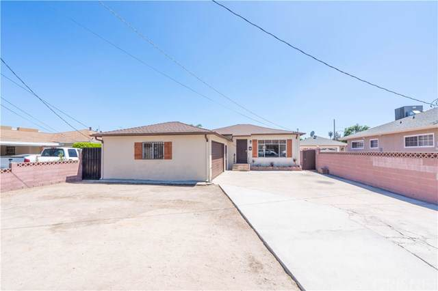 12018 Keswick Street, North Hollywood, CA 91605 (#SR19201420) :: The Laffins Real Estate Team