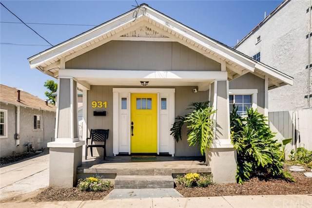 931 E 23rd Street, Long Beach, CA 90806 (#OC19201443) :: Fred Sed Group