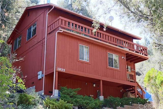 1822 Matterhorn Drive, Pine Mountain Club, CA 93222 (#SR19200142) :: Rogers Realty Group/Berkshire Hathaway HomeServices California Properties