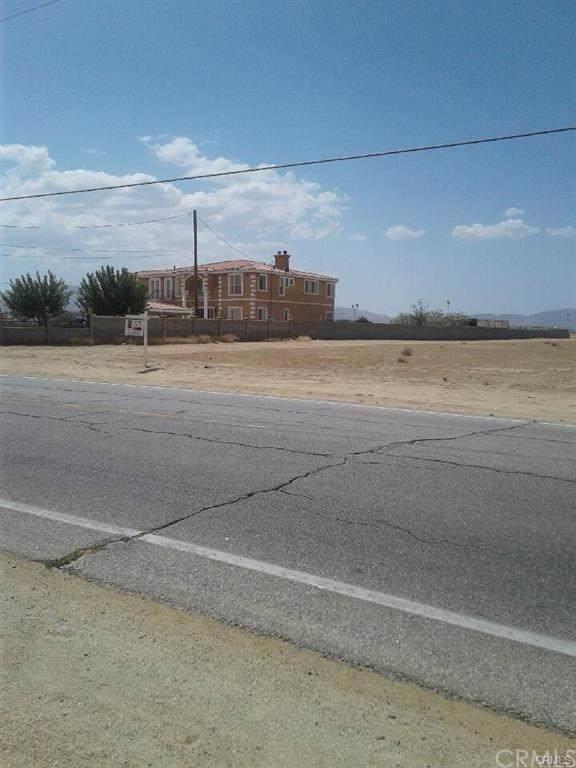 90 Vac/Ave R8/Vic 90th Ste, Littlerock, CA 93543 (#IV19201540) :: The Laffins Real Estate Team
