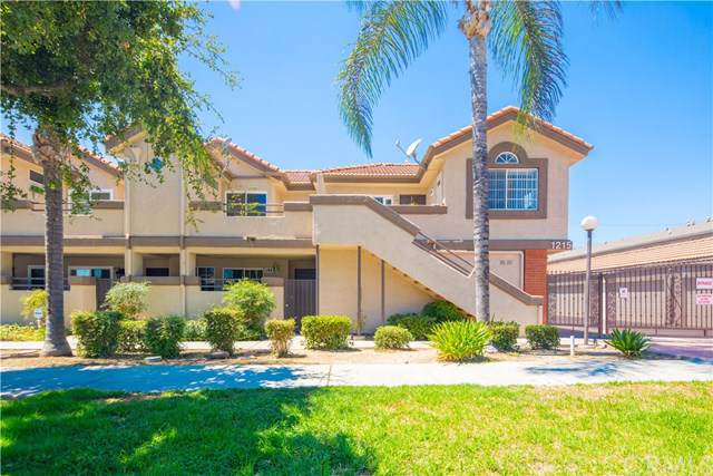1215 N San Gabriel Avenue #106, Azusa, CA 91702 (#WS19201594) :: The Laffins Real Estate Team