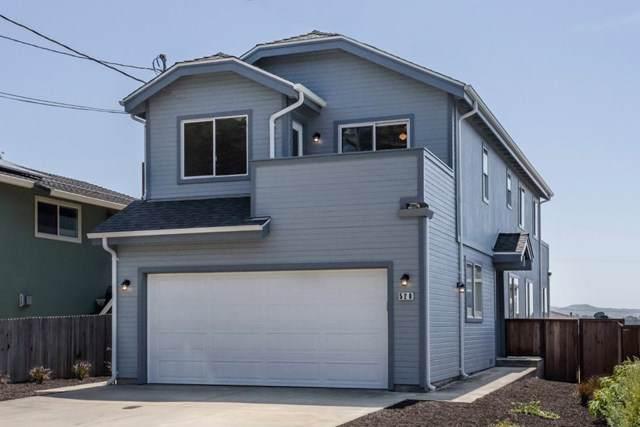 528 Hermosa Avenue, Half Moon Bay, CA 94019 (#ML81765653) :: Keller Williams Realty, LA Harbor
