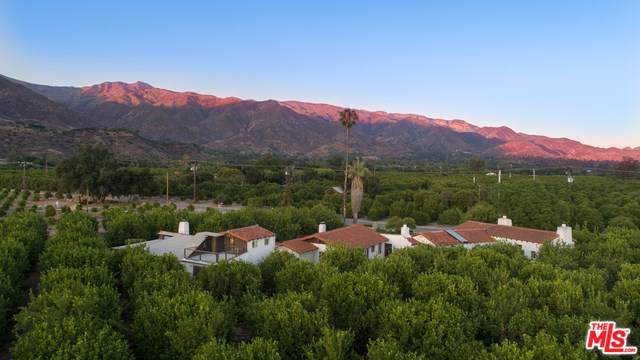 985 Fordyce Road, Ojai, CA 93023 (#19502878) :: Sperry Residential Group