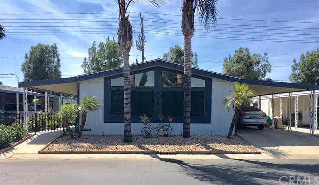 1250 N Kirby Street #59, Hemet, CA 92545 (#SW19201682) :: The Laffins Real Estate Team
