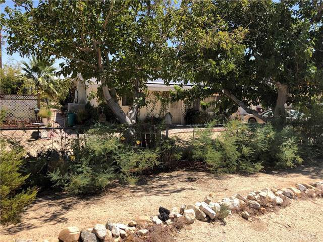 5799 Halsey Avenue, 29 Palms, CA 92277 (#JT19196828) :: RE/MAX Empire Properties