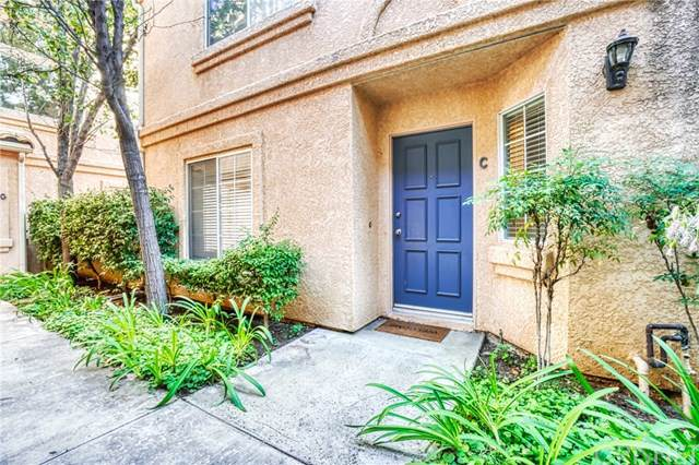 25150 Steinbeck Avenue C, Stevenson Ranch, CA 91381 (#SR19201650) :: Rogers Realty Group/Berkshire Hathaway HomeServices California Properties