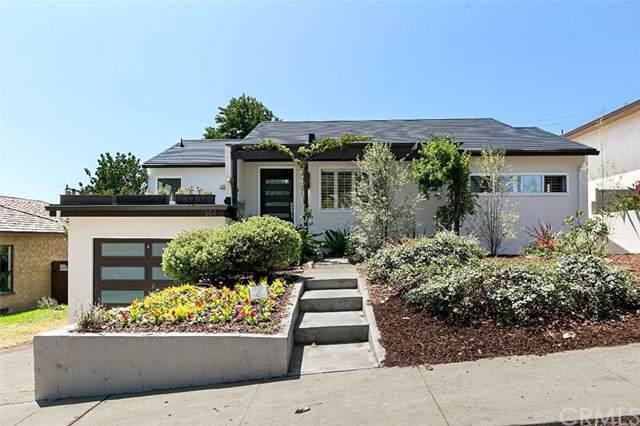 1344 Marine Avenue, Manhattan Beach, CA 90266 (#SB19186161) :: Fred Sed Group