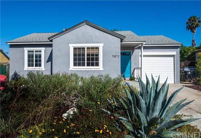 5872 Alonzo Avenue, Encino, CA 91316 (#SR19201337) :: Keller Williams Realty, LA Harbor