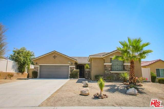 11556 Mountain Hawk Lane, Desert Hot Springs, CA 92240 (#19503006) :: Allison James Estates and Homes