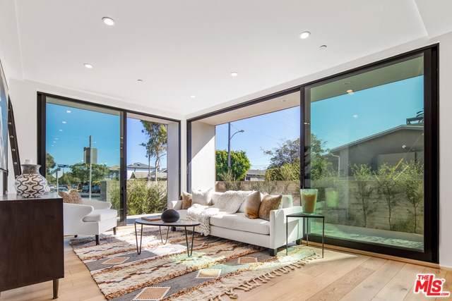 3214 Highland Ave #1, Santa Monica, CA 90405 (#19502964) :: Realty ONE Group Empire