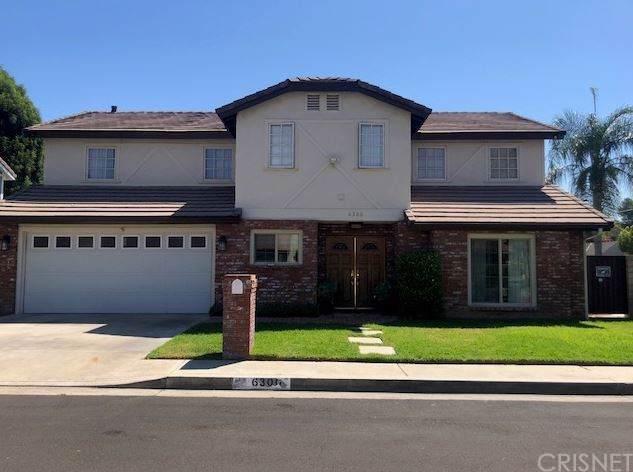 6300 Balcom Avenue, Encino, CA 91316 (#SR19200645) :: The Brad Korb Real Estate Group