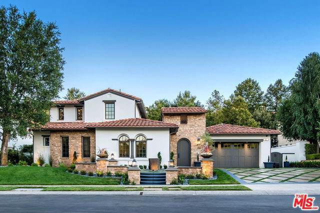 25510 Prado De Las Bellotas, Calabasas, CA 91302 (#19498292) :: The Laffins Real Estate Team