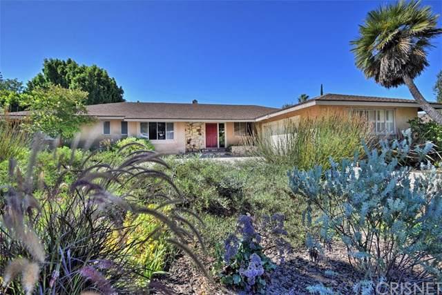 16324 Meadowridge Road, Encino, CA 91436 (#SR19201791) :: The Brad Korb Real Estate Group