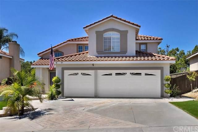 43 Via Tronido, Rancho Santa Margarita, CA 92688 (#OC19200637) :: Fred Sed Group