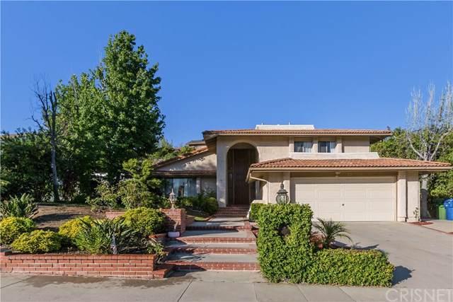 19133 Merion Drive, Northridge, CA 91326 (#SR19197084) :: The Brad Korb Real Estate Group
