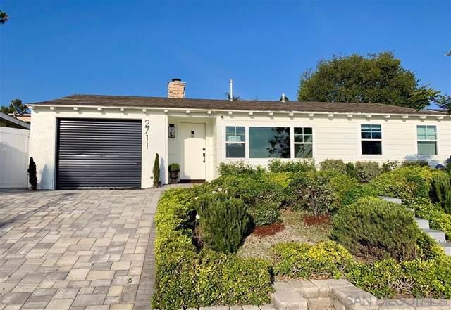 2711 Burgener Blvd, San Diego, CA 92110 (#190046928) :: Rogers Realty Group/Berkshire Hathaway HomeServices California Properties