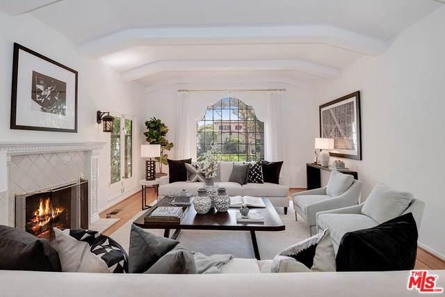 333 S Linden Drive, Beverly Hills, CA 90212 (#19503094) :: DSCVR Properties - Keller Williams