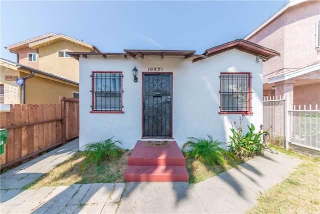 10921 Grape Street, Los Angeles (City), CA 90059 (#RS19201957) :: DSCVR Properties - Keller Williams