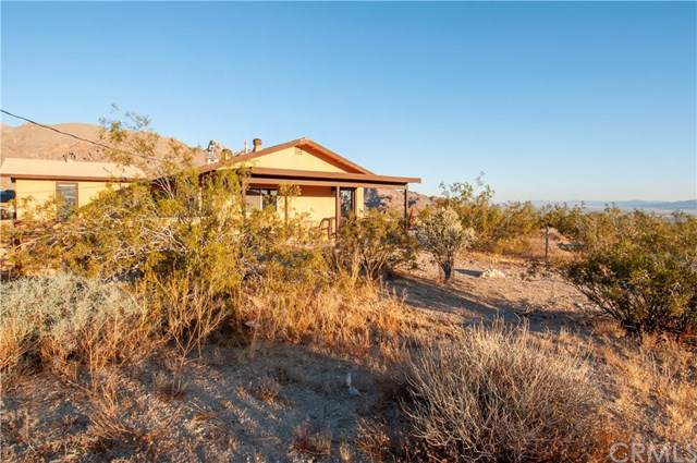 9160 Cowan Road, 29 Palms, CA 92277 (#JT19201271) :: RE/MAX Empire Properties