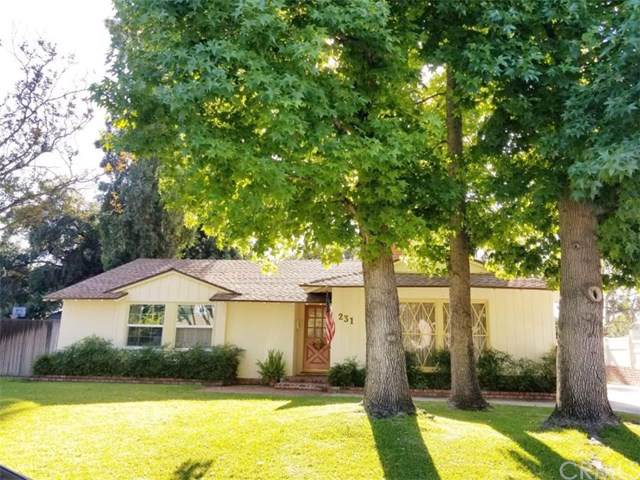 231 Roundup Road, Glendora, CA 91741 (#CV19186926) :: RE/MAX Innovations -The Wilson Group