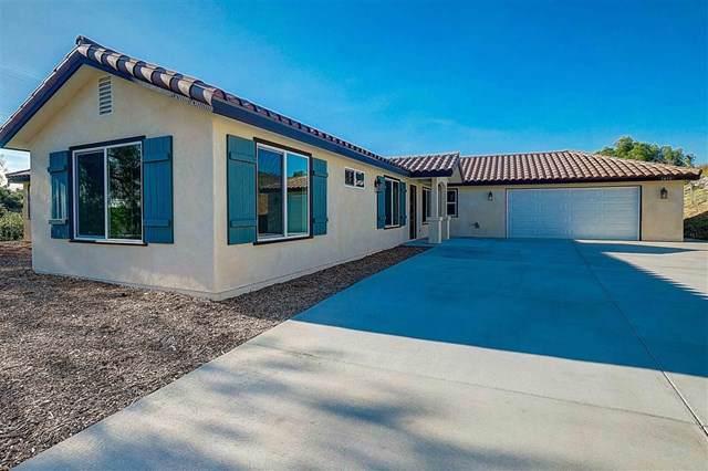 1410 Camino De Nog, Fallbrook, CA 92028 (#190046984) :: Rogers Realty Group/Berkshire Hathaway HomeServices California Properties