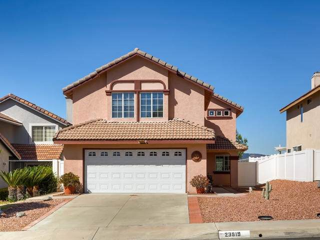 23919 Morning Dove Ln, Murrieta, CA 92562 (#190046986) :: The Laffins Real Estate Team
