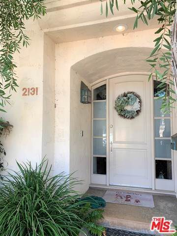 2131 Colby Avenue, Los Angeles (City), CA 90025 (#19503134) :: DSCVR Properties - Keller Williams