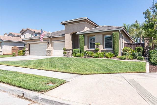 33612 Zinnia Lane, Murrieta, CA 92563 (#SW19194899) :: Allison James Estates and Homes