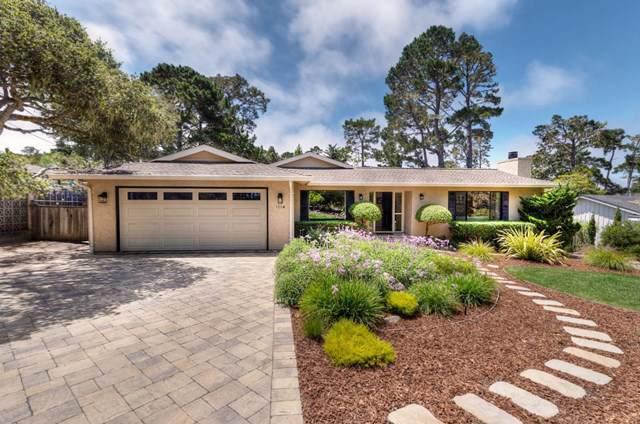 1114 Mestres Drive, Pebble Beach, CA 93953 (#ML81765742) :: The Brad Korb Real Estate Group