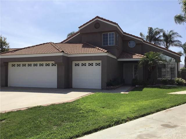 12031 Amber Hill Trail, Moreno Valley, CA 92557 (#IV19194900) :: Allison James Estates and Homes