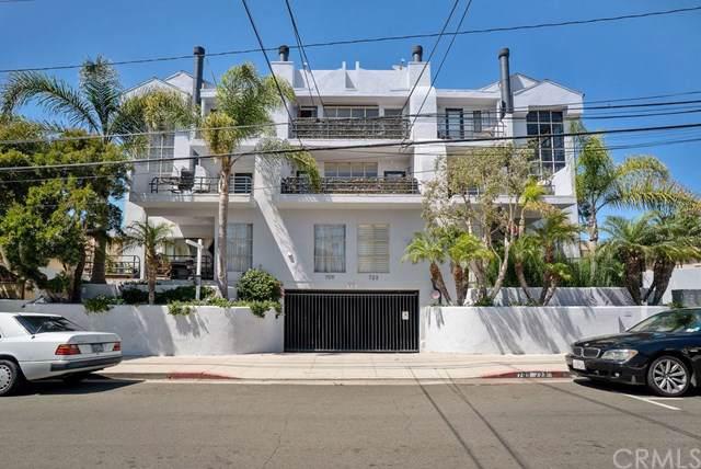 713 3rd Street, Hermosa Beach, CA 90254 (#SB19200622) :: Fred Sed Group