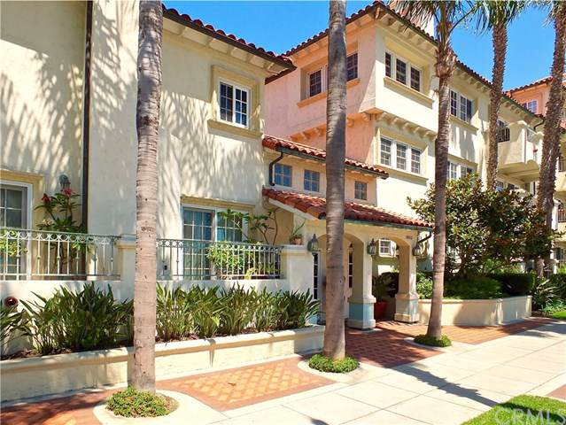 1901 E Ocean Boulevard #205, Long Beach, CA 90802 (#PW19201033) :: Sperry Residential Group