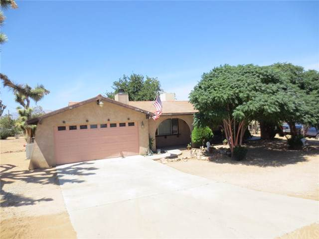 7588 Bannock Trail, Yucca Valley, CA 92284 (#JT19202108) :: RE/MAX Empire Properties