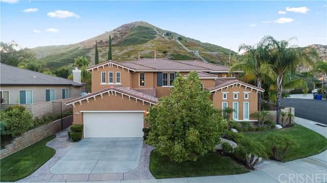 25907 Verandah Court, Stevenson Ranch, CA 91381 (#SR19199231) :: Rogers Realty Group/Berkshire Hathaway HomeServices California Properties