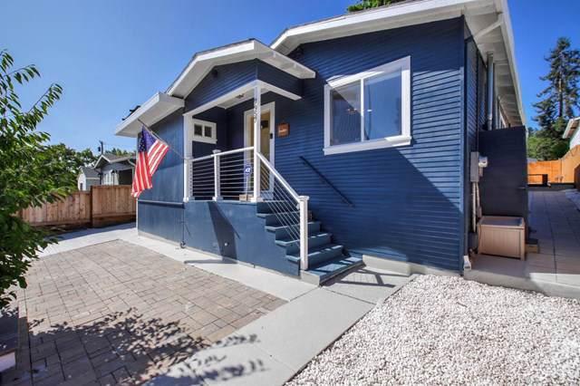 7957 Fontaine Street, Oakland, CA 94605 (#ML81765767) :: Keller Williams Realty, LA Harbor