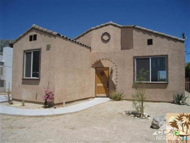 66290 3rd Street, Desert Hot Springs, CA 92240 (#219022553DA) :: Allison James Estates and Homes