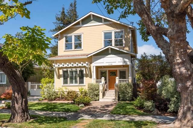 1448 Laguna Avenue, Burlingame, CA 94010 (#ML81765773) :: The Darryl and JJ Jones Team