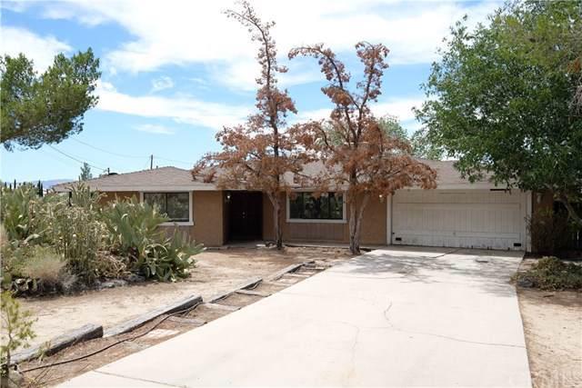 15436 Kasota Road, Apple Valley, CA 92307 (#PW19202140) :: The Laffins Real Estate Team