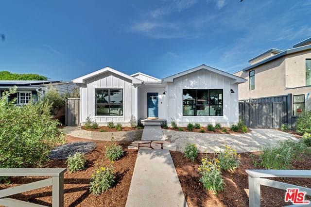 2415 Cloverfield, Santa Monica, CA 90405 (#19501444) :: The Miller Group
