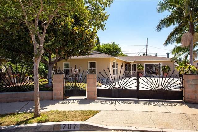 707 N Daisy Avenue, Santa Ana, CA 92703 (#SW19198516) :: Keller Williams Realty, LA Harbor
