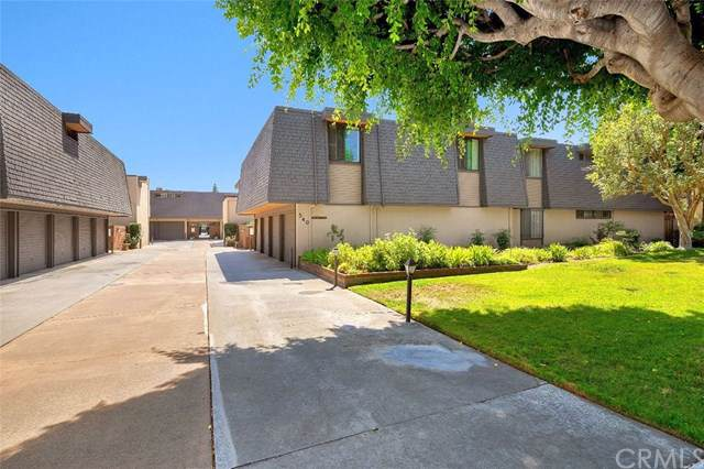 540 Fairview Avenue #34, Arcadia, CA 91007 (#AR19202409) :: The Laffins Real Estate Team