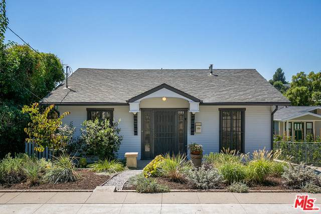 1609 N Avenue 56, Los Angeles (City), CA 90042 (#19503048) :: The Laffins Real Estate Team