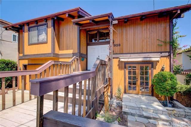 933 8th Street, Manhattan Beach, CA 90266 (#SB19201403) :: Fred Sed Group