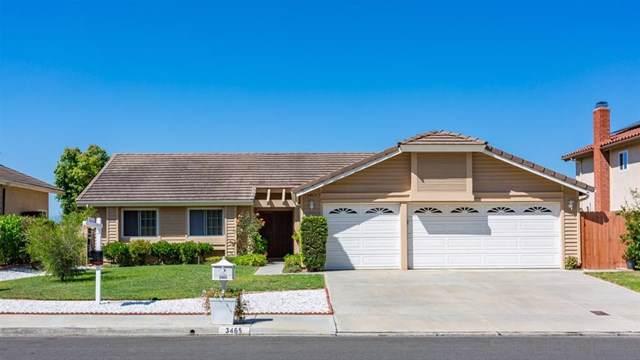 3465 Pontiac Dr, Carlsbad, CA 92010 (#190047097) :: Rogers Realty Group/Berkshire Hathaway HomeServices California Properties