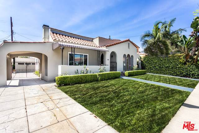585 N Bronson Avenue, Los Angeles (City), CA 90004 (#19503336) :: Rogers Realty Group/Berkshire Hathaway HomeServices California Properties