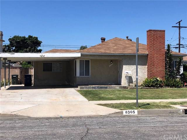 8305 Fernadel Avenue, Pico Rivera, CA 90660 (#DW19202419) :: Rogers Realty Group/Berkshire Hathaway HomeServices California Properties
