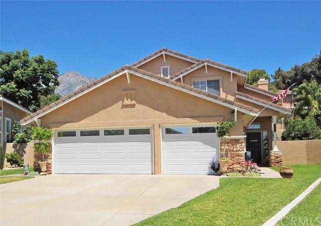 10496 San Andreas Drive, Rancho Cucamonga, CA 91737 (#CV19193790) :: The Laffins Real Estate Team