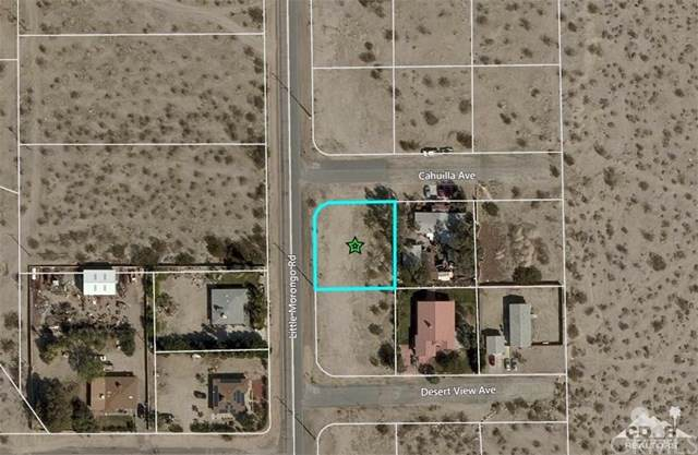 Cahuilla Avenue, Desert Hot Springs, CA 92240 (#219022601DA) :: Allison James Estates and Homes