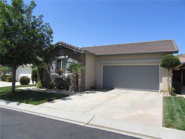 197 Furyk Way, Hemet, CA 92545 (#SW19202652) :: Rogers Realty Group/Berkshire Hathaway HomeServices California Properties